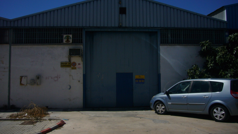 Se Alquila Nave industrial 365 m2 en Asegra, Granada